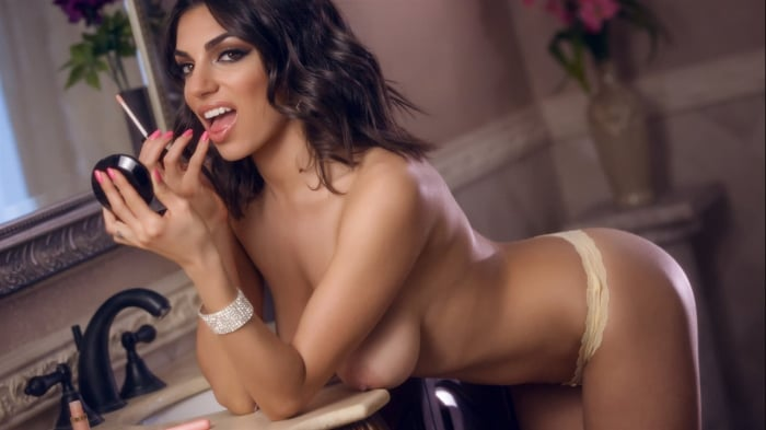 Darcie Dolce in Ready For That Hot Night Out
