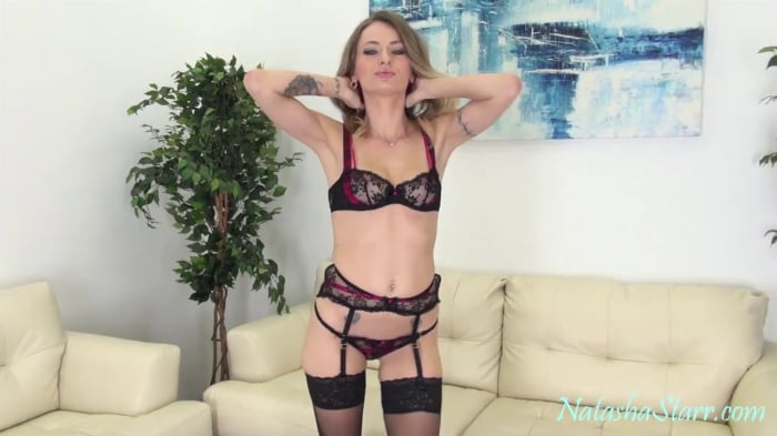 Natasha Starr in Horny and Masturbating Natasha Starr